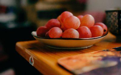 La cure détox d'automne : le raisin
